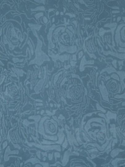 Universal blue. Флок.