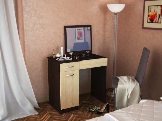 """Туалетный столик с зеркалом """"Риано 3"""""""