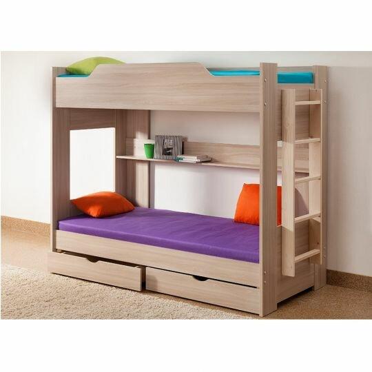 """Детская двухъярусная кровать """"Боровичи"""""""